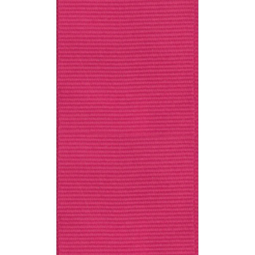 Caspari Narrow Fuchsia Grosgrain Ribbon - 8 Yard Spool