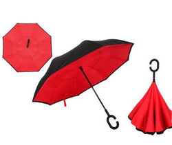 MAGIC UMBRELLA™ THE REVOLUTIONARY HANDS-FREE INVERTED UMBRELLA.