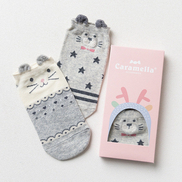Adorable feet socks