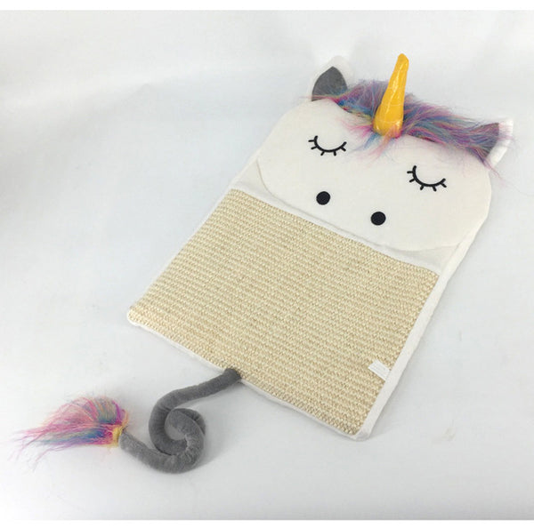 Unicorn scratcher