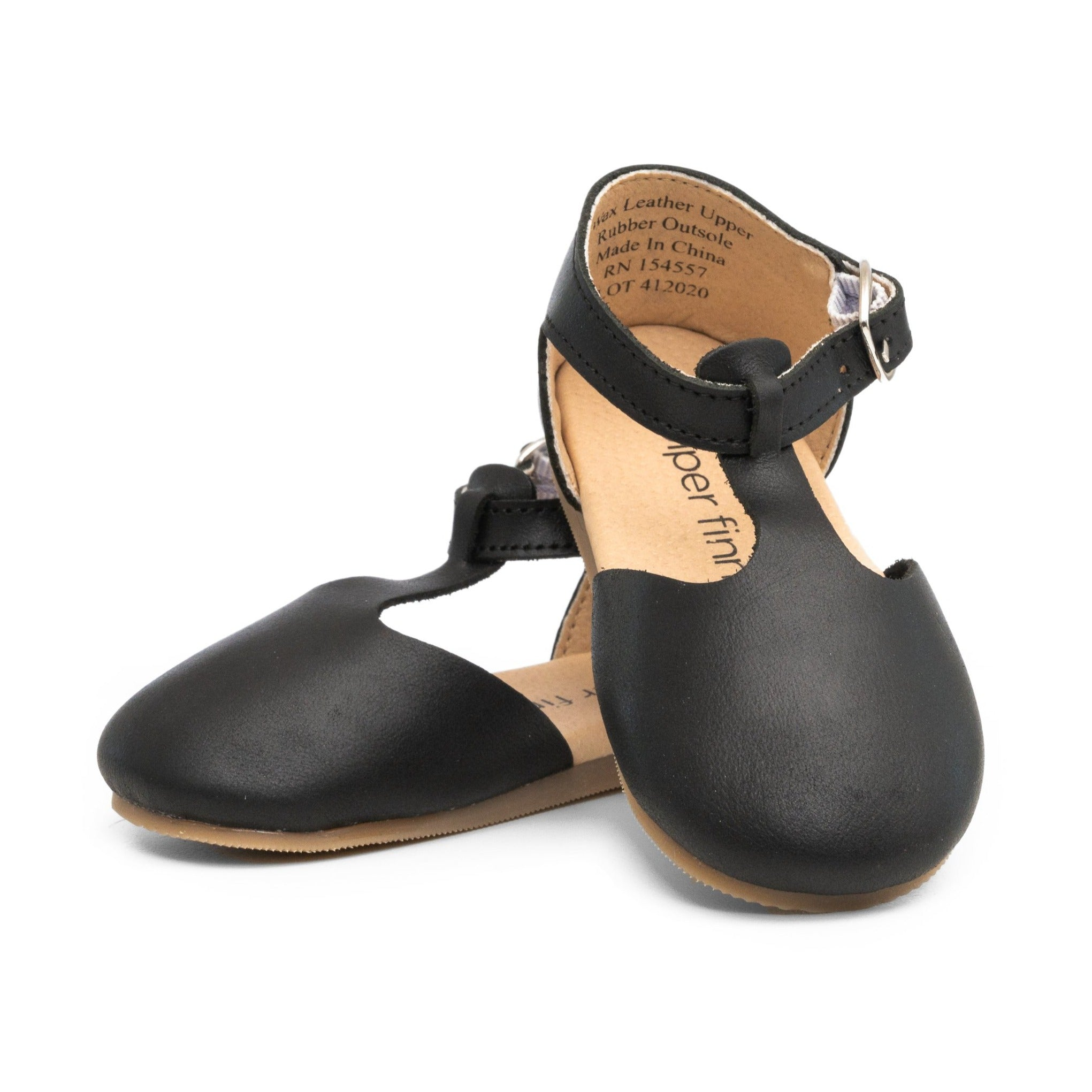 Black - Mary Jane - Hard Sole