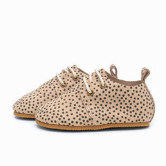 Dottie - Premium Leather Oxfords - Hard Sole