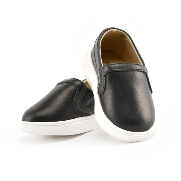 Black - Slip On Sneaker