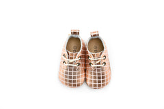 Penny - Premium Leather Oxfords - Soft Sole