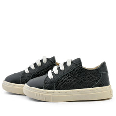 Black - Low Top Sneakers