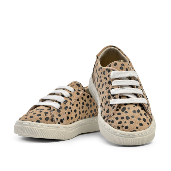 Cheetah - Low Top Sneakers