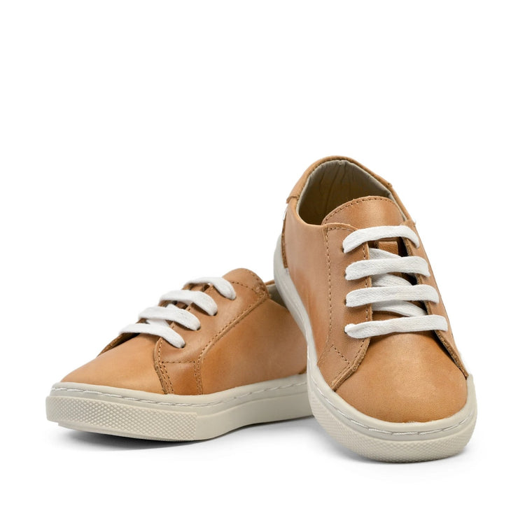 Natural - Low Top Sneakers