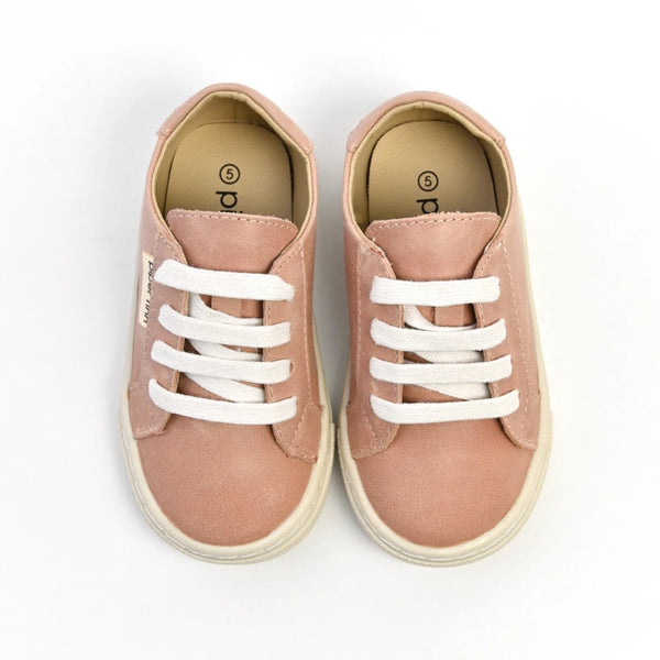 Blush - Low Top Sneakers