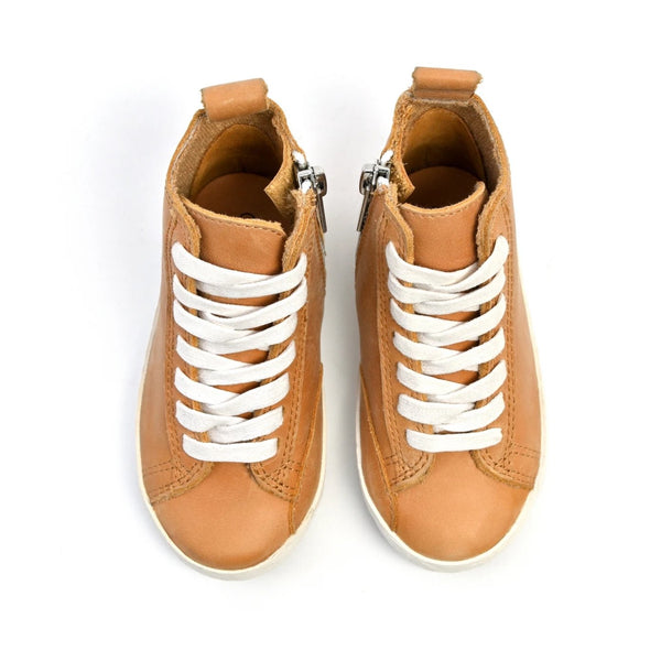 Natural - High Top Sneakers