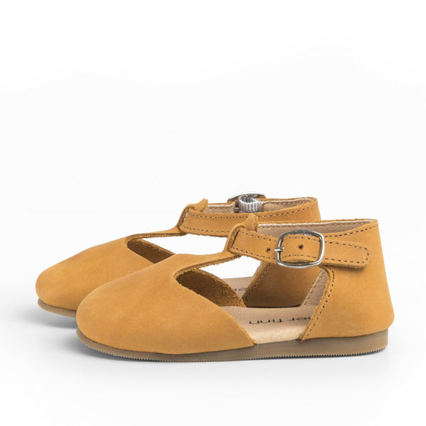 Natural - Mary Jane - Hard Sole