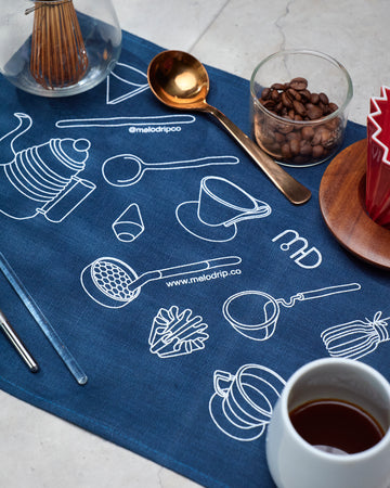 Melodrip Brewing Mat | Towel