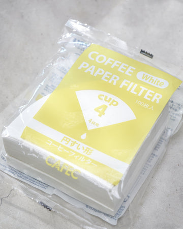 The Best Filter Paper - Cafec White
