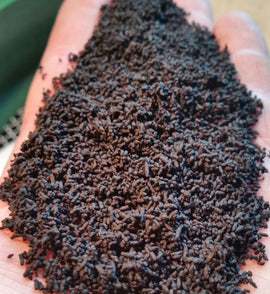 Darwin's Dirt, Worm castings, 500 LB