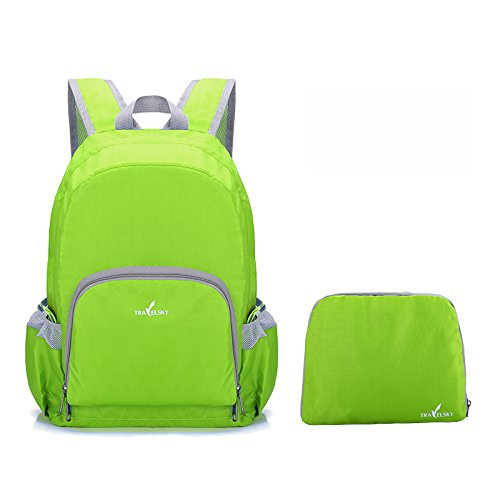 Compact Technologies Travel Backpack - Foldable, Packable