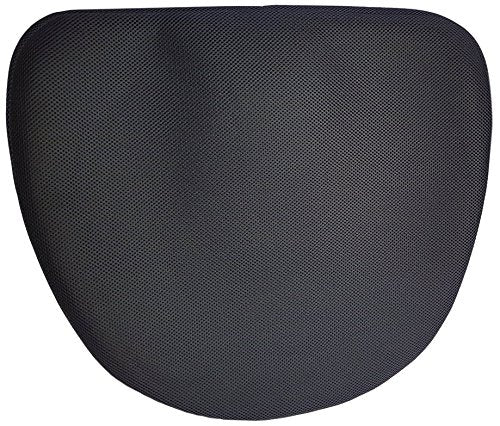 Compact Technologies 100% Memory Foam Extra Large Seat Cushion - Extra Wide for Comfort and Support.
