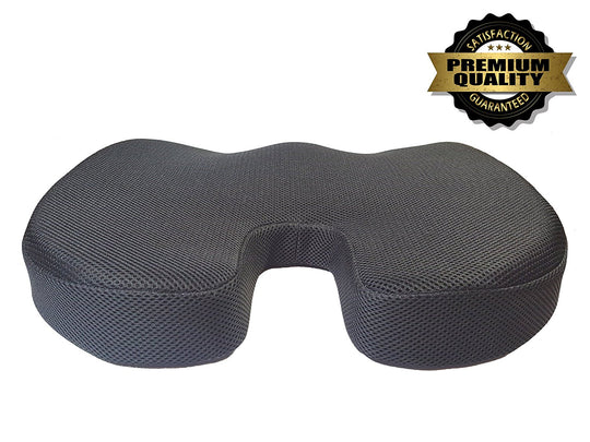 Compact Technologies Memory Foam Seat Cushion