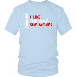 I Like The Way She Moves - Shirt