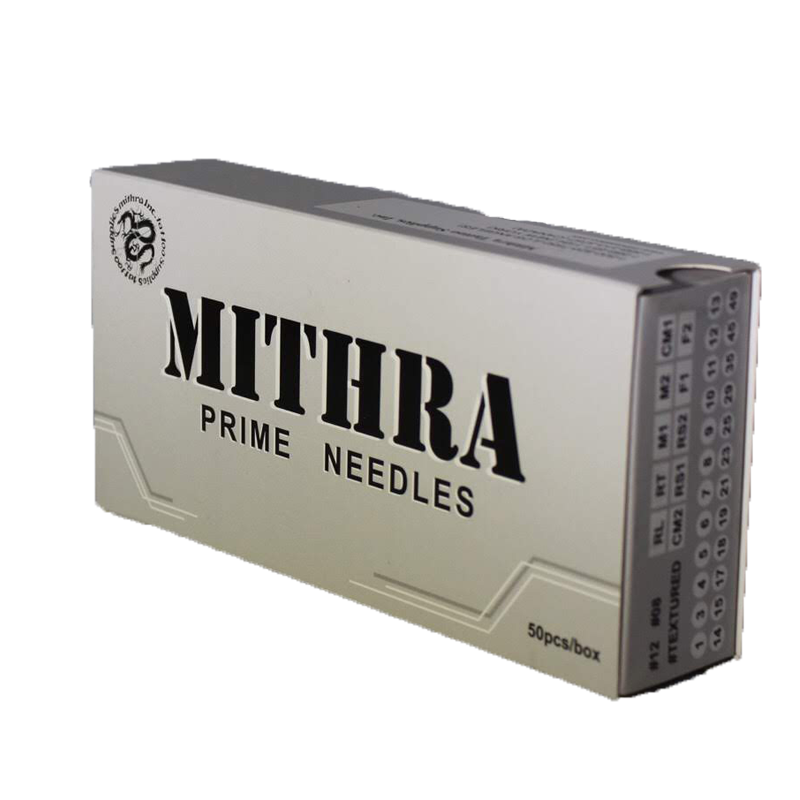 Mithra Prime Needles - Round Liners 50pc/box