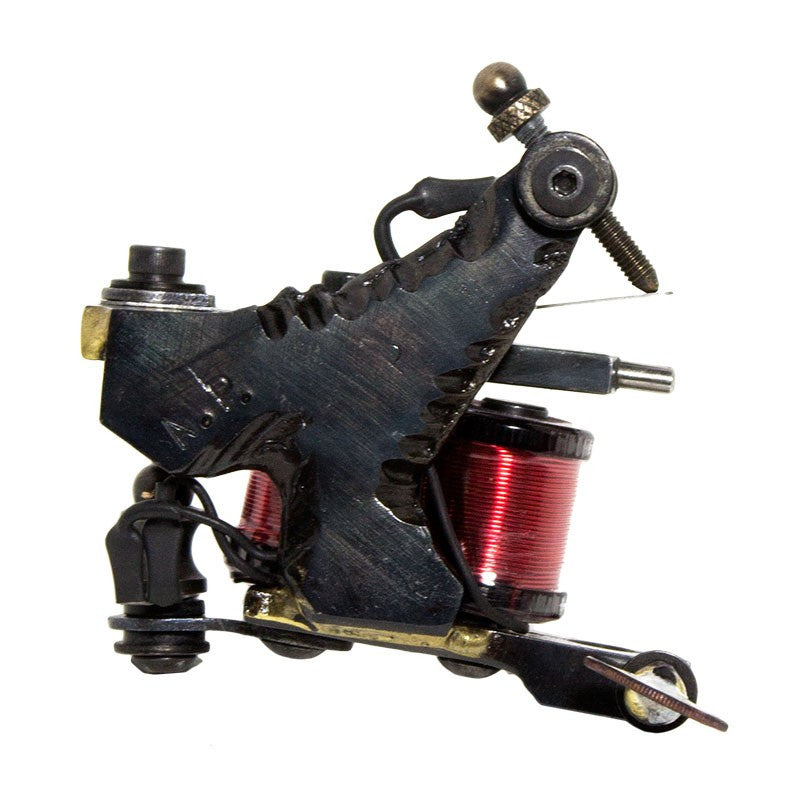 Tattoo Machine AP Wood Stain