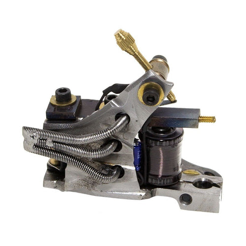 Tattoo Machine Iron Medal Gold
