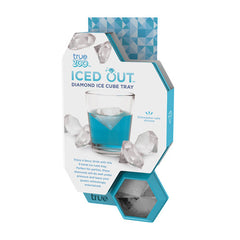 Iced Out™ Diamond Ice Cube Tray