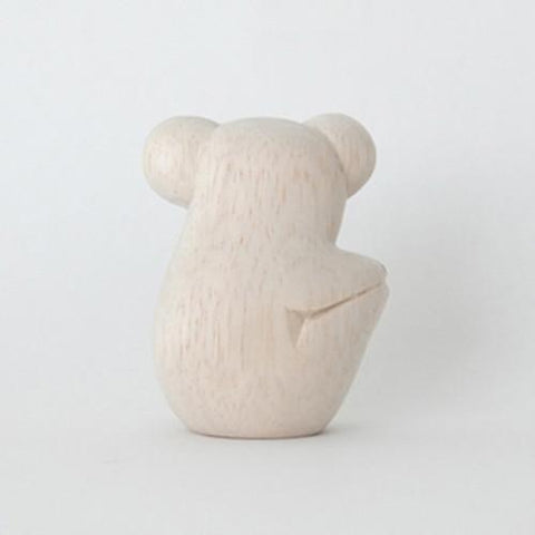 Hand Carved Wooden KOALA