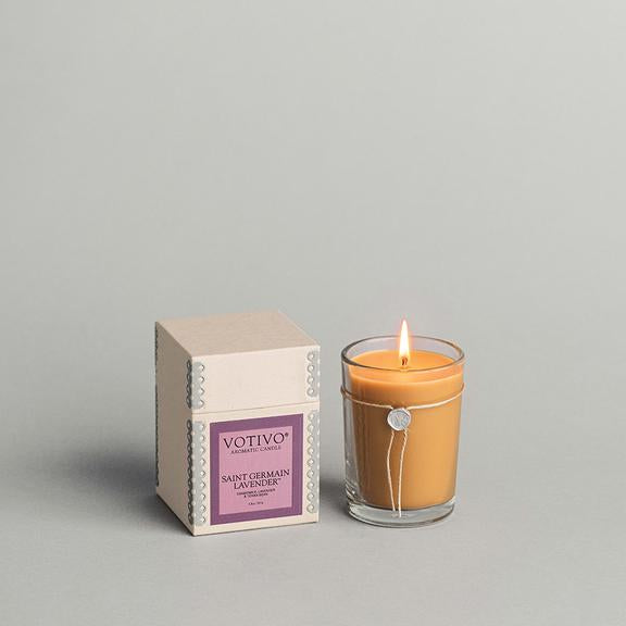 SAINT GERMAIN LAVENDER Aromatic Candle