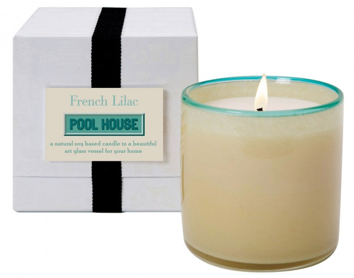 French Lilac / Pool House Candle