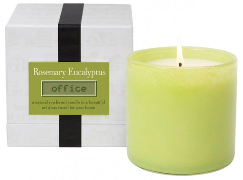 Rosemary Eucalyptus / Office Candle