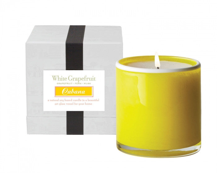 White Grapefruit / Cabana Candle