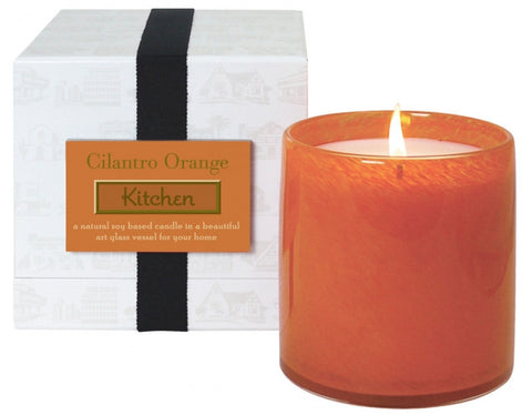 Cilantro Orange / Kitchen Candle
