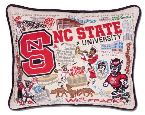 NC STATE UNIVERSITY Pillow
