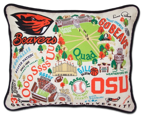 OREGON STATE UNIVERSITY Pillow