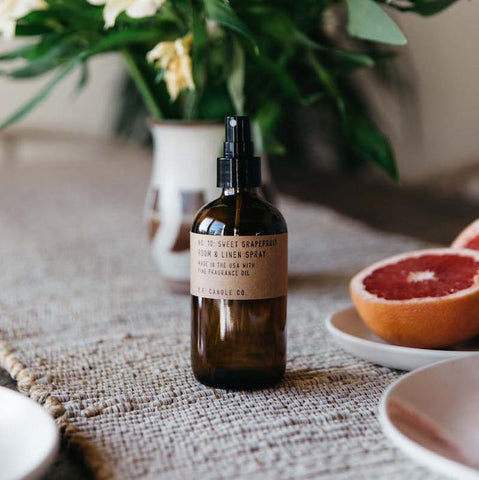 Sweet Grapefruit Room & Linen Spray
