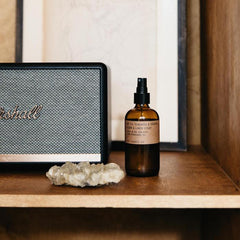 NO. 04: TEAKWOOD & TOBACCO Room & Linen Spray