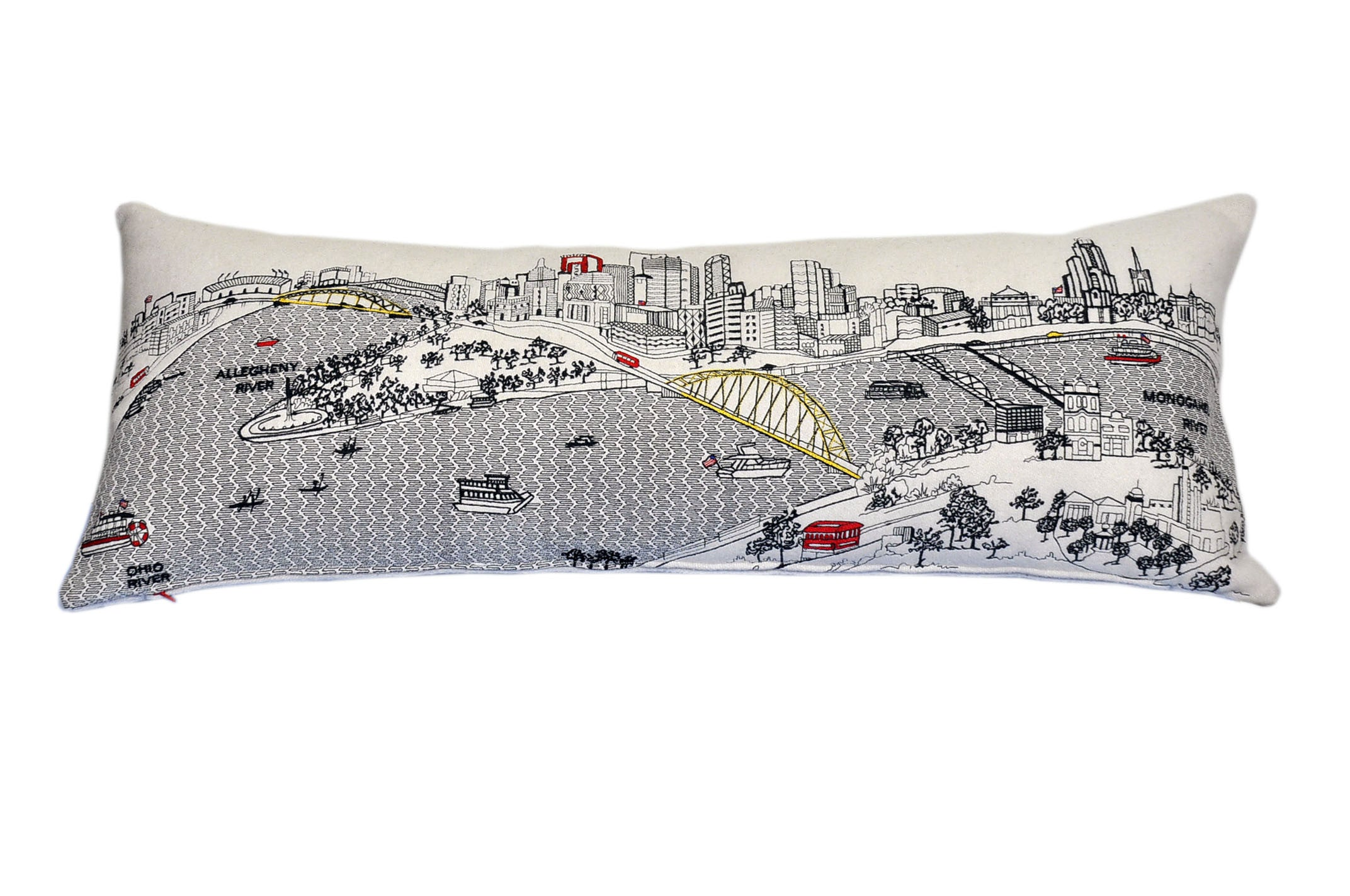 Pittsburgh Pillow