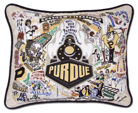 PURDUE UNIVERSITY Pillow