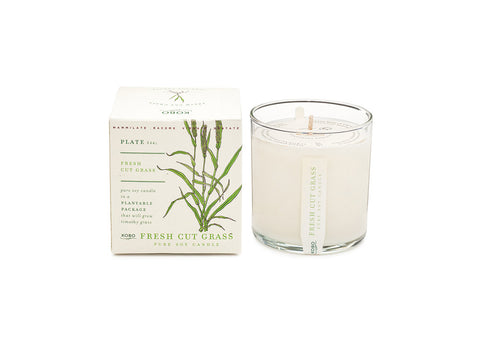 Fresh Cut Grass Soy Candle
