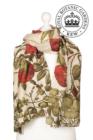 Rosebush Red Scarf
