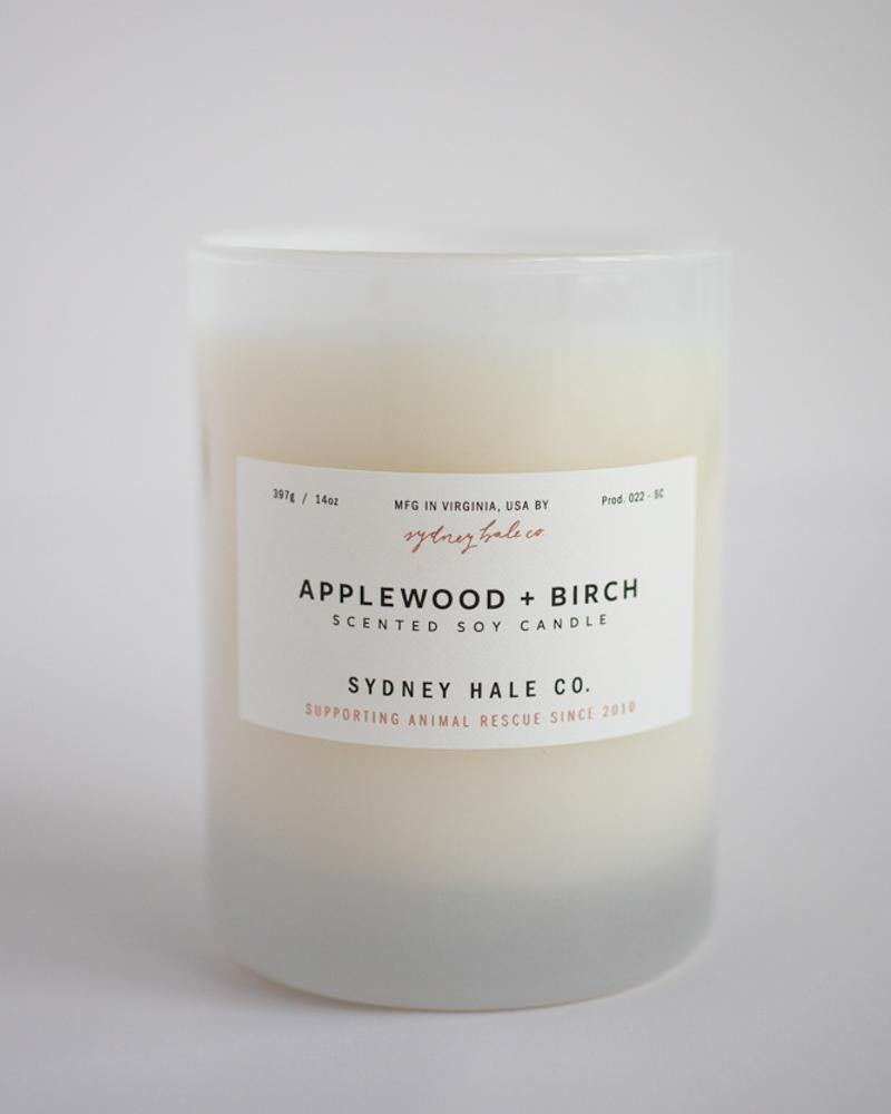 APPLEWOOD + BIRCH
