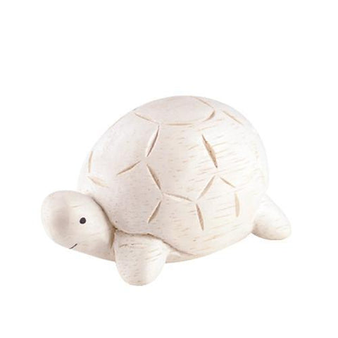 Hand Carved Wooden Turtle