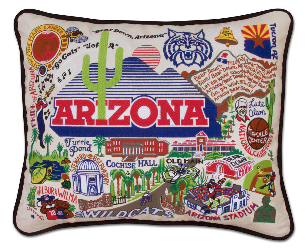 ARIZONA, UNIVERSITY Pillow
