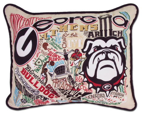 GEORGIA UNIVERSITY Pillow