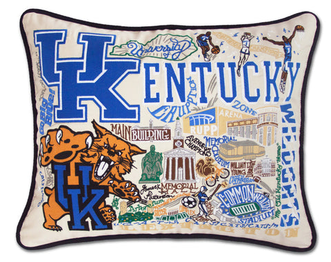 KENTUCKY, UNIVERSITY Pillow