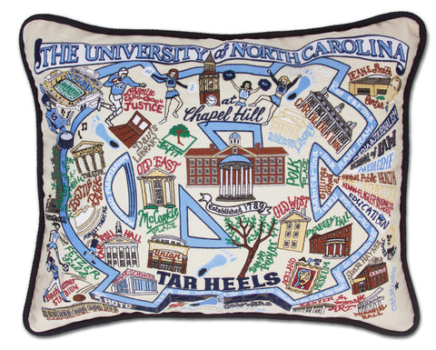 NORTH CAROLINA, UNIVERSITY Pillow