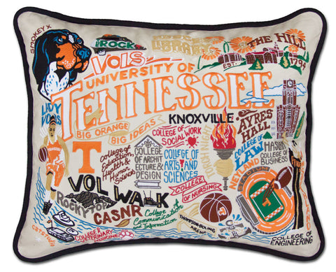 TENNESSEE, UNIVERSITY Pillow