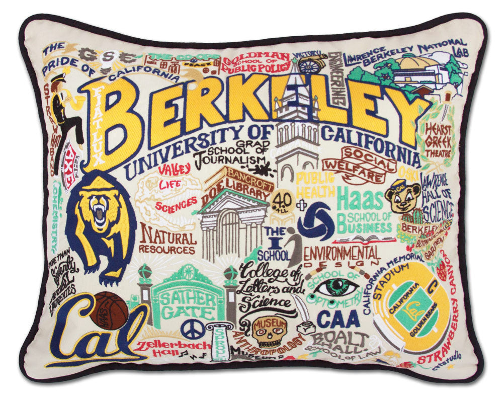 BERKELEY, UC (CAL) UNIVERSITY Pillow