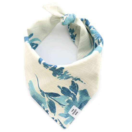 English Garden Dog Bandana