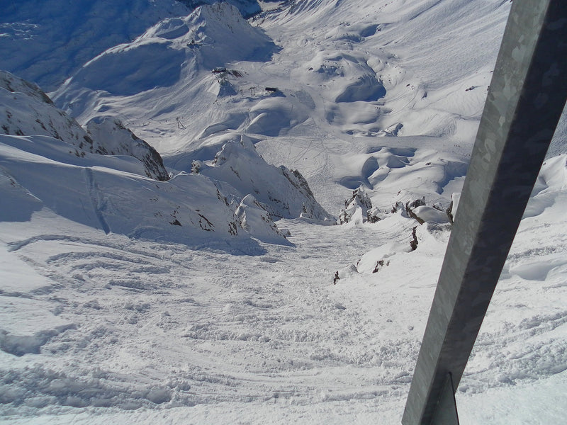 The 10 Best Freeride Spots in the Alps