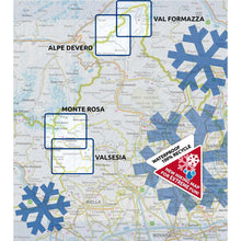 Alpe Devero Ski Touring Map Winter Map | Geo4Map | Backcountry Books